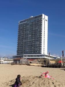 Foto van het Palace Hotel in Zandvoort